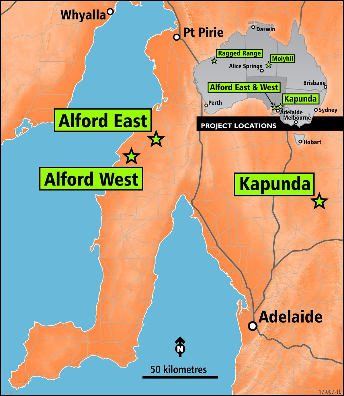 Thor Mining Starts Drilling at Alford East Copper Gold Project  SA