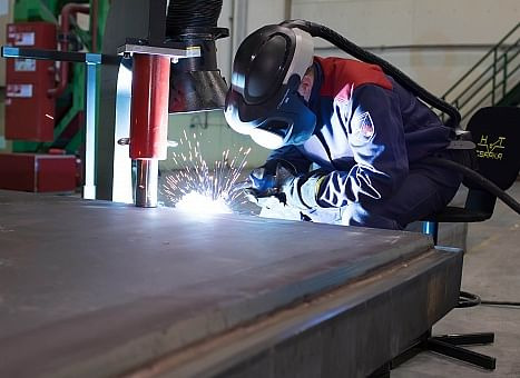 OMK Starts Production of Bimetallic Steel Sheets