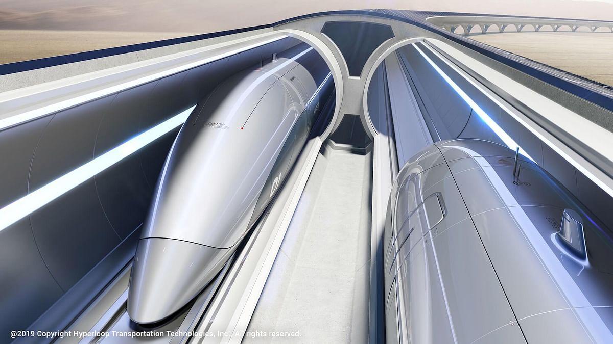 Zaha Hadid Architects Partners with Hyperloop Italia