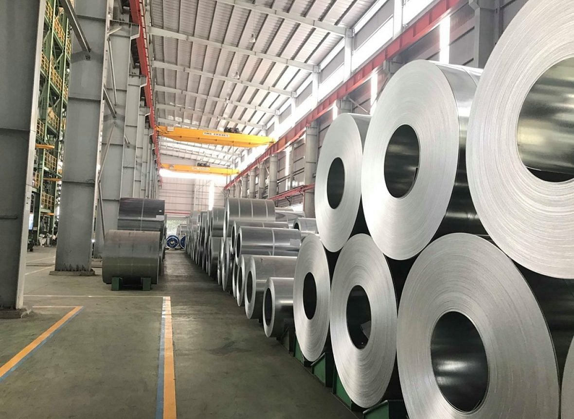 Vietnam's Steel Output & Sales Increases in January-May