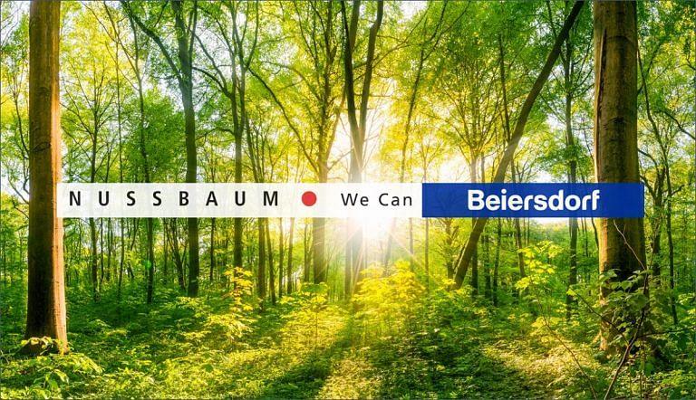 Beiersdorf & Nussbaum Aerosol Cans Use 100% Recycled Aluminum