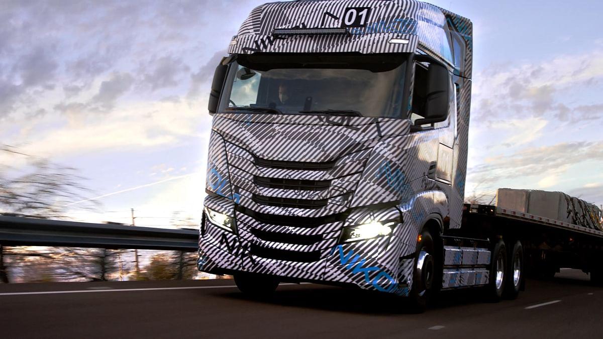 CNH Industrial & Nikola to Produce Zero Emission Heavy Duty Trucks
