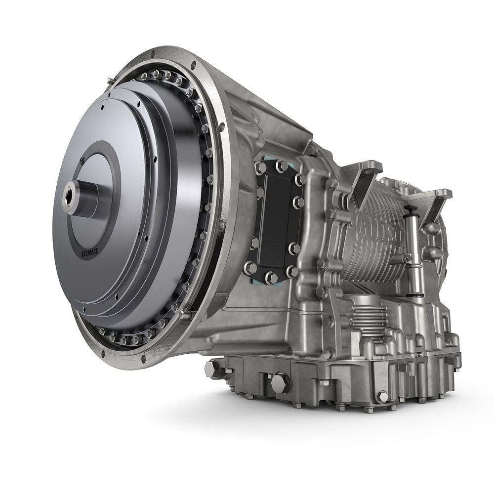 Allison Introduces xFE Transmissions for Medium-Duty Trucks