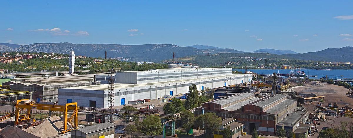 Arvedi to Build Second Galvanizing Line in Trieste Italy