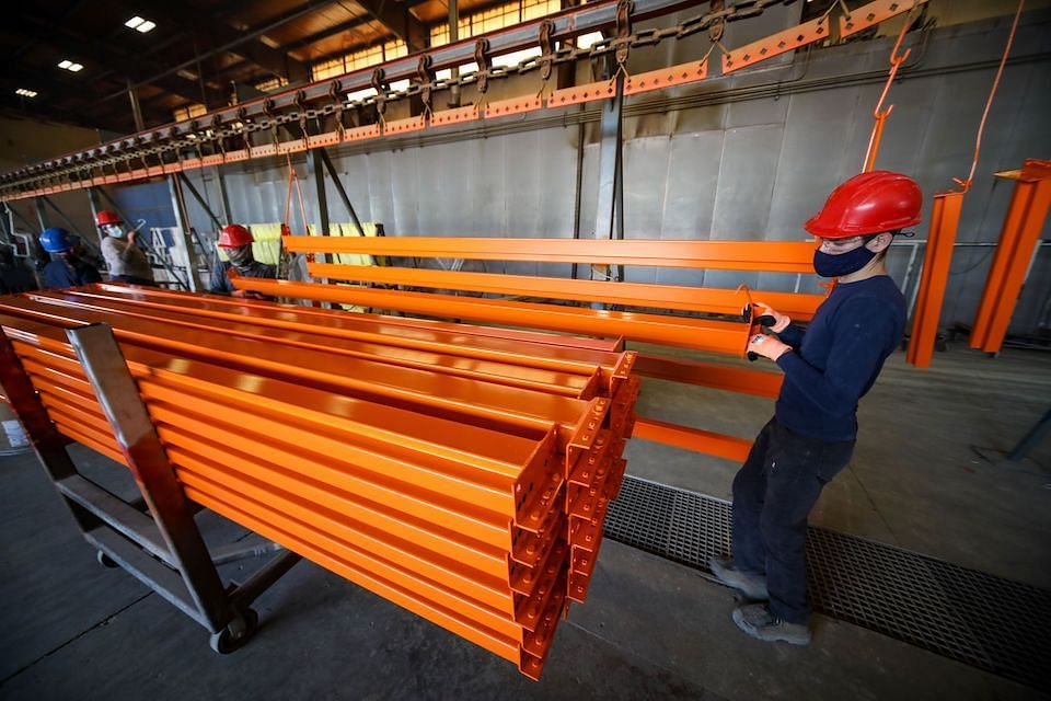 Hannibal Industries Sets Steel Rack Record as eCommerce Booms
