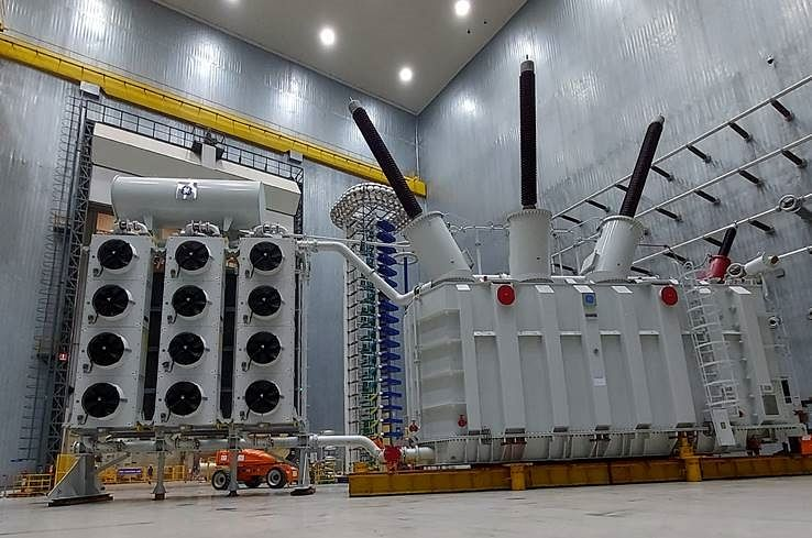 GE Bags Orders of Transformers & Reactors from PGCIL