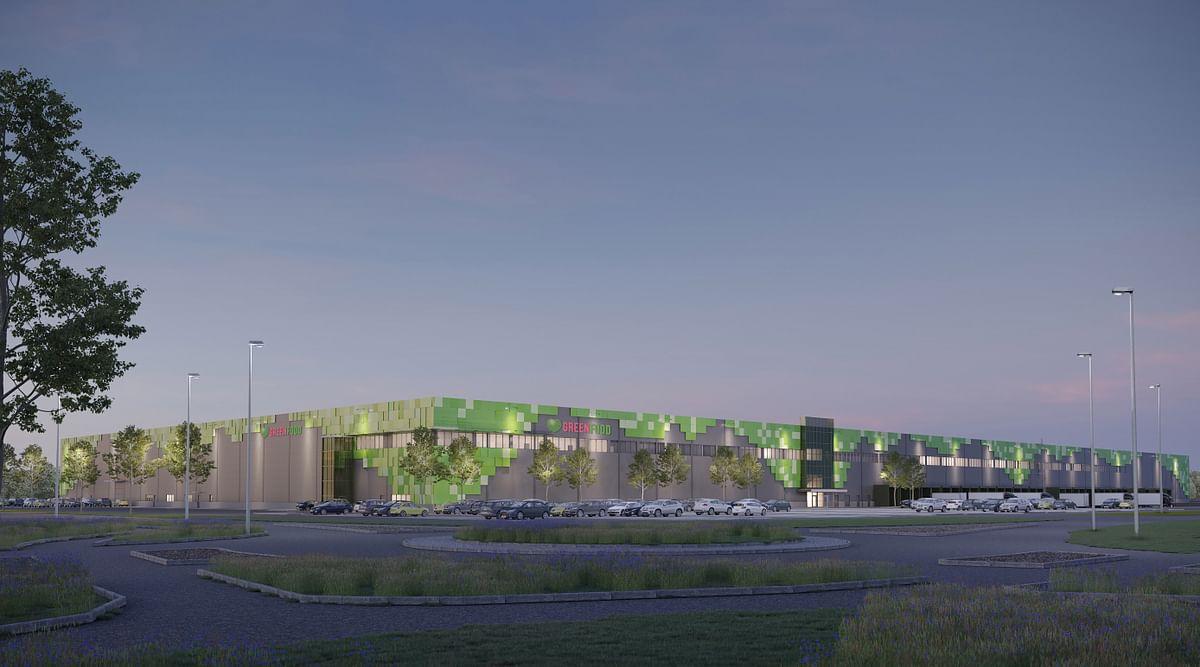 Skanska to Build Logistics Facility in Helsingborg in Sweden