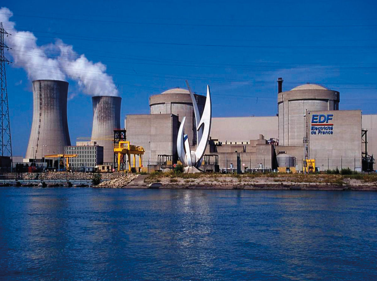EDF Opens Office in Warsaw for 4 to 6 EPR Reactors in Poland