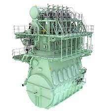 Hyundai Orders ME-GA Engines from MAN Energy