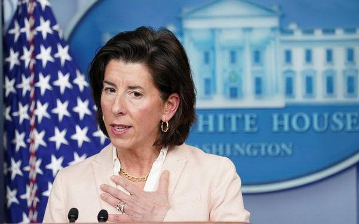 US Section 232 Steel Tariffs are Effective – Ms Gina Raimondo