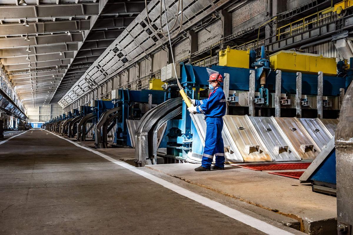 EimBank Agrees to Finances Romanian Aluminium Maker ALRO Slatina