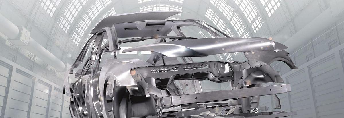 Constellium Supplies Aluminium for Electric Audi e-tron GT