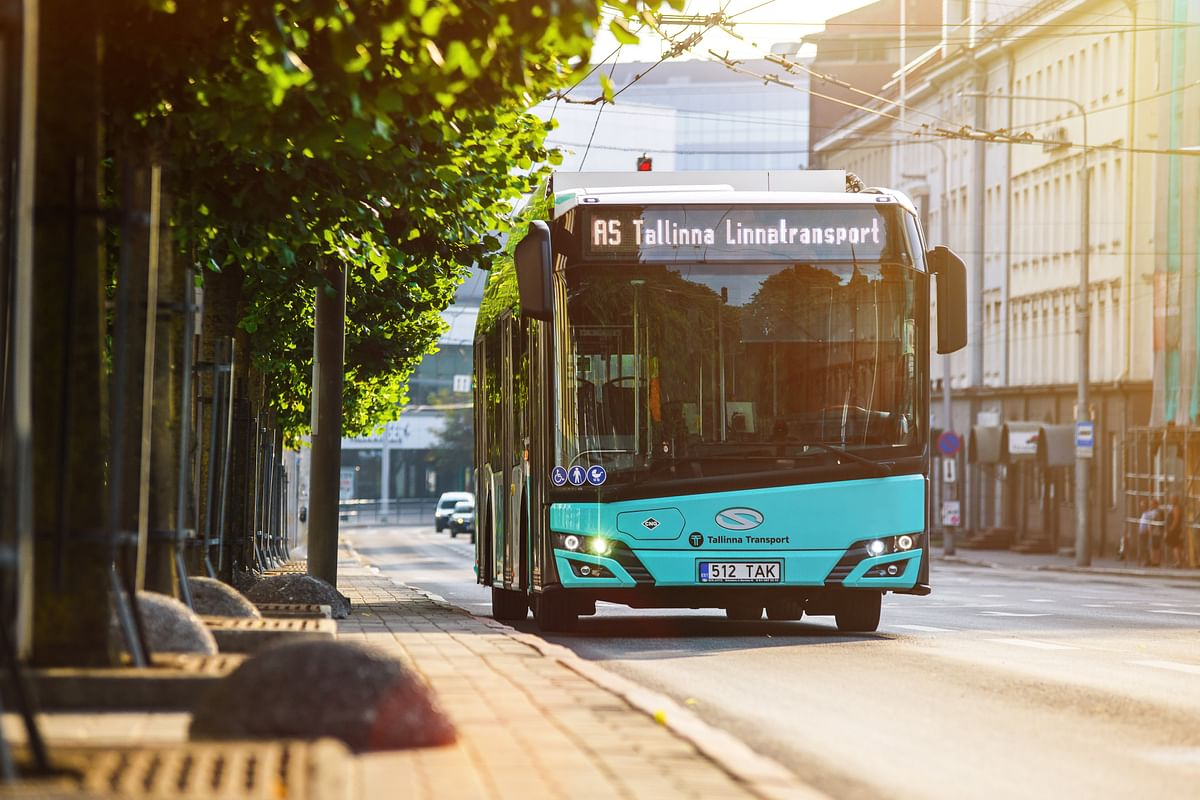 More CNG Buses of Solaris to be Deployed in Tallinn
