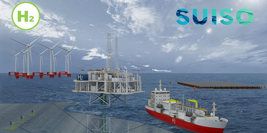 Saipem Launches SUISO for Offshore Production of Hydrogen