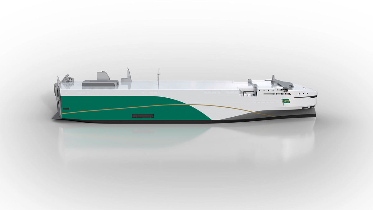Volkswagen to Switch to Low Emission Logistics with LNG Ships