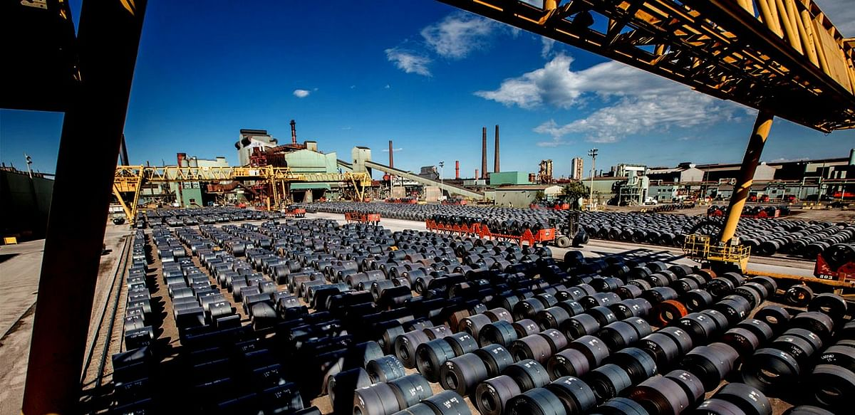 US Steel Production Capacity Utilization Climbs to 83% in Week 26