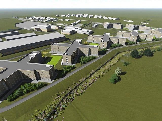 ISG, Kier, Laing O'Rourke & Wates to Build Prisons in UK