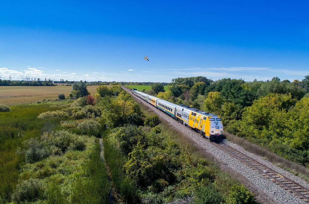 Canada to Build Train Service in Toronto to Quebec City Corridor