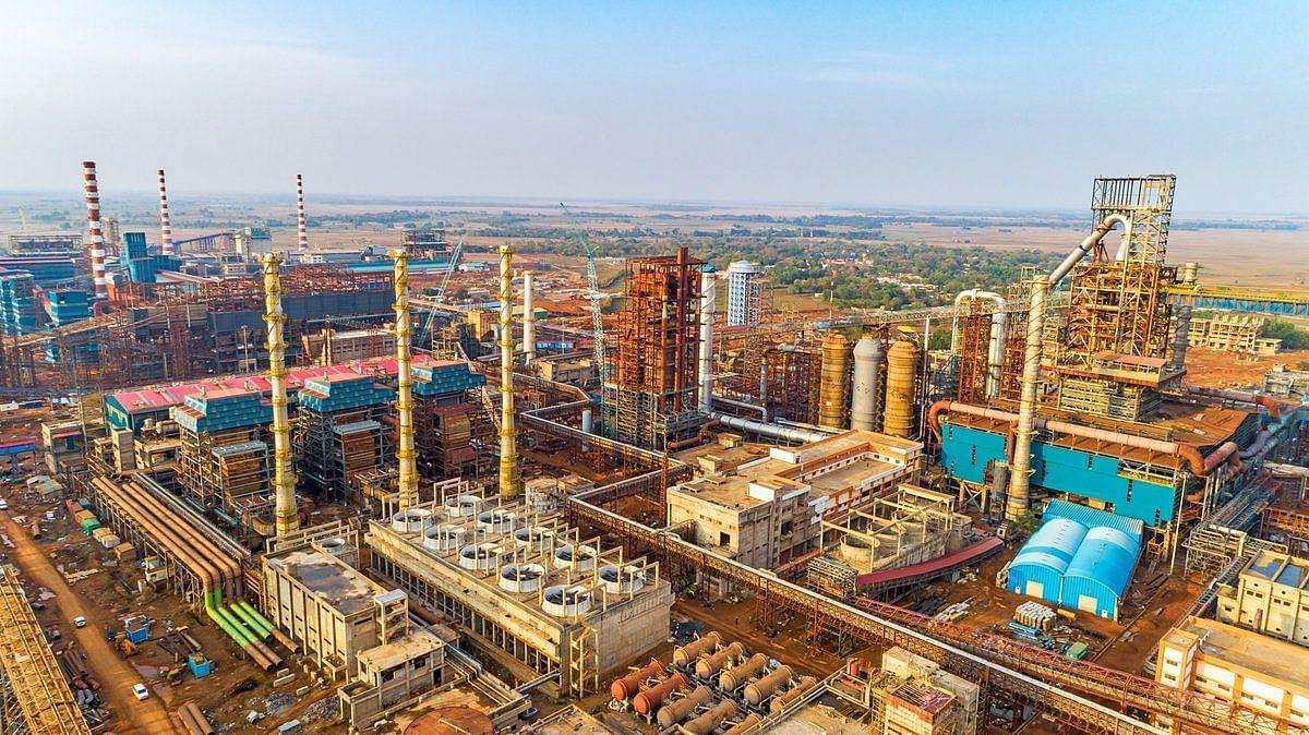NMDC Raising Fund for Completing Nagarnar Steel Plant