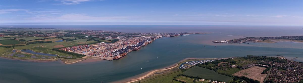 Van Oord to Deepen Approach Channel to Harbour of Harwich in UK