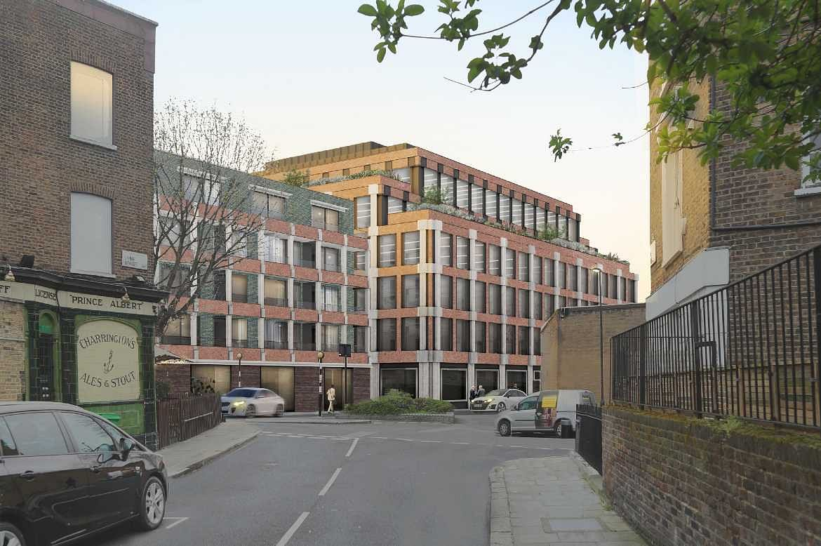 BAM Signs Contract for W.RE's St Pancras Campus in Camden