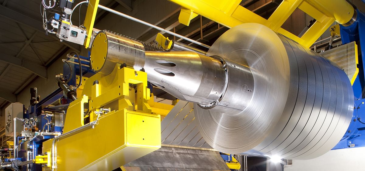 OMK Launches Coil Slitting Line at Tatarstan Plant