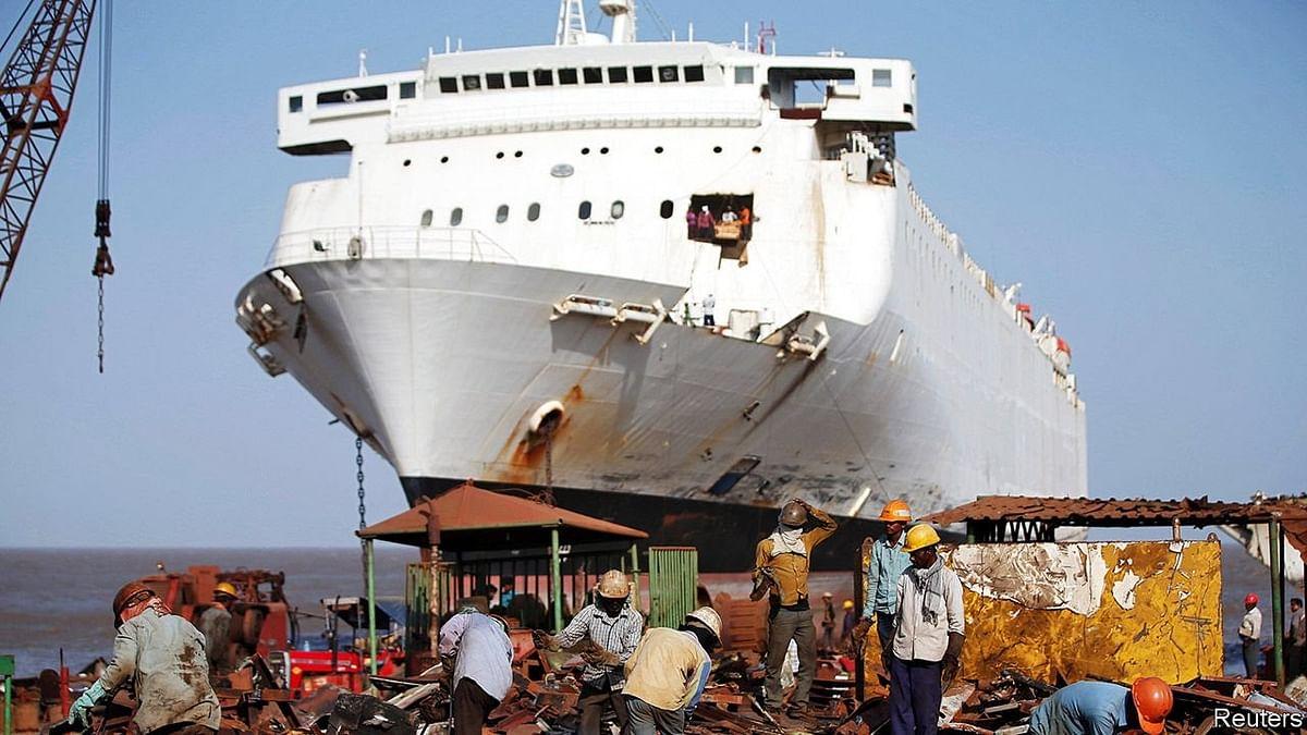 GMS Market Commentary on Ship Breaking in Week 29