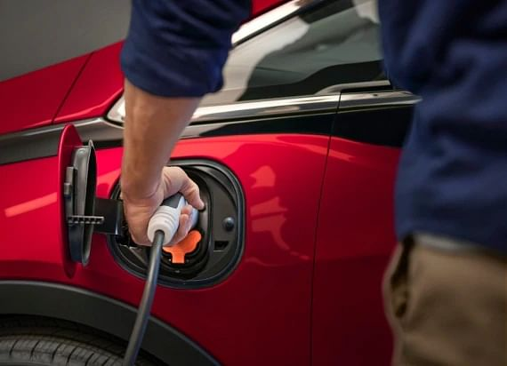 GM Charging Service for Fleet Electrification