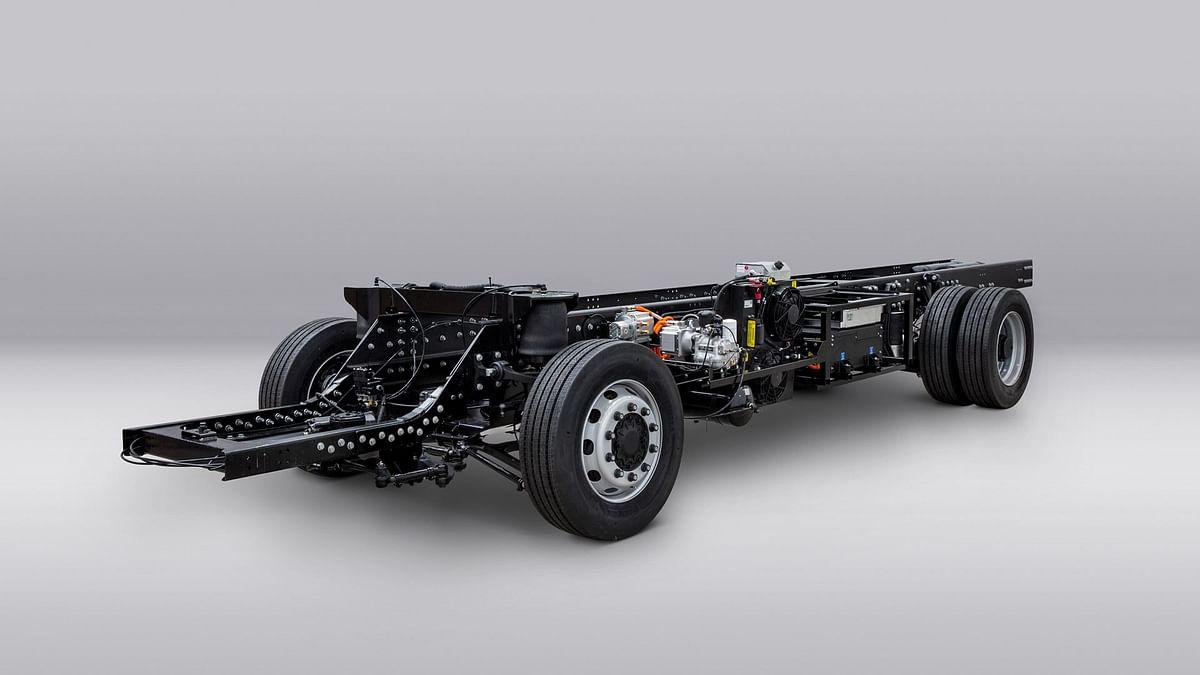 Volta Zero Prototype Chassis Revealed