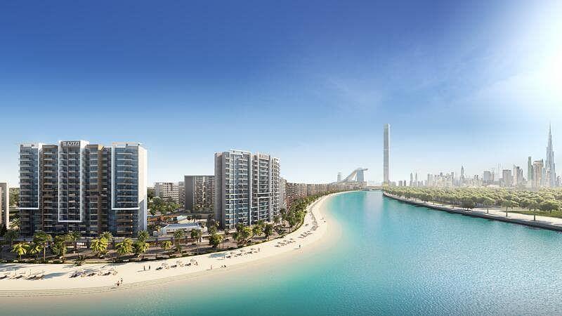 Azizi Developments Adds Crystal Lagoon to Riviera