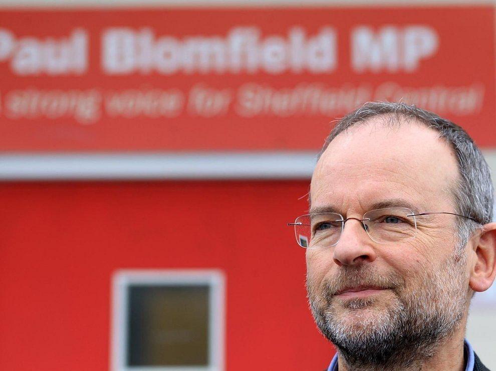 Sheffield MP Mr Blomfield Calls for Green Steel Making in UK