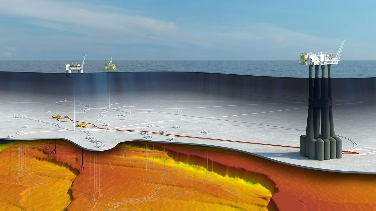 Equinor Secures Consent for Troll phase 3
