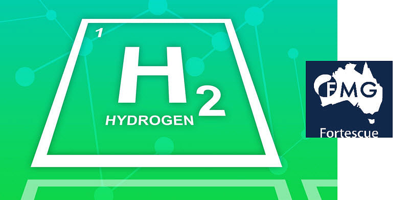 Fortescue & JSW to Develop Green Hydrogen in India