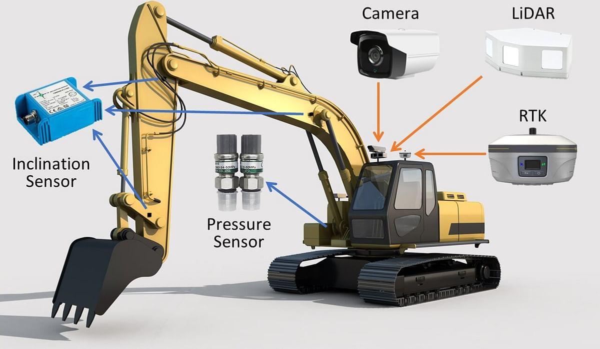 Autonomous Excavators Dig Around the Clock in Real Deployment