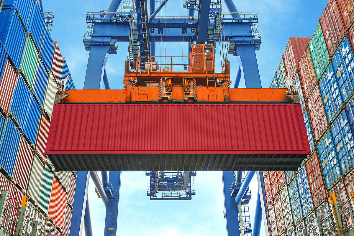 MMK Increases Shipment of Steel Products  Containers in H1 of 2021