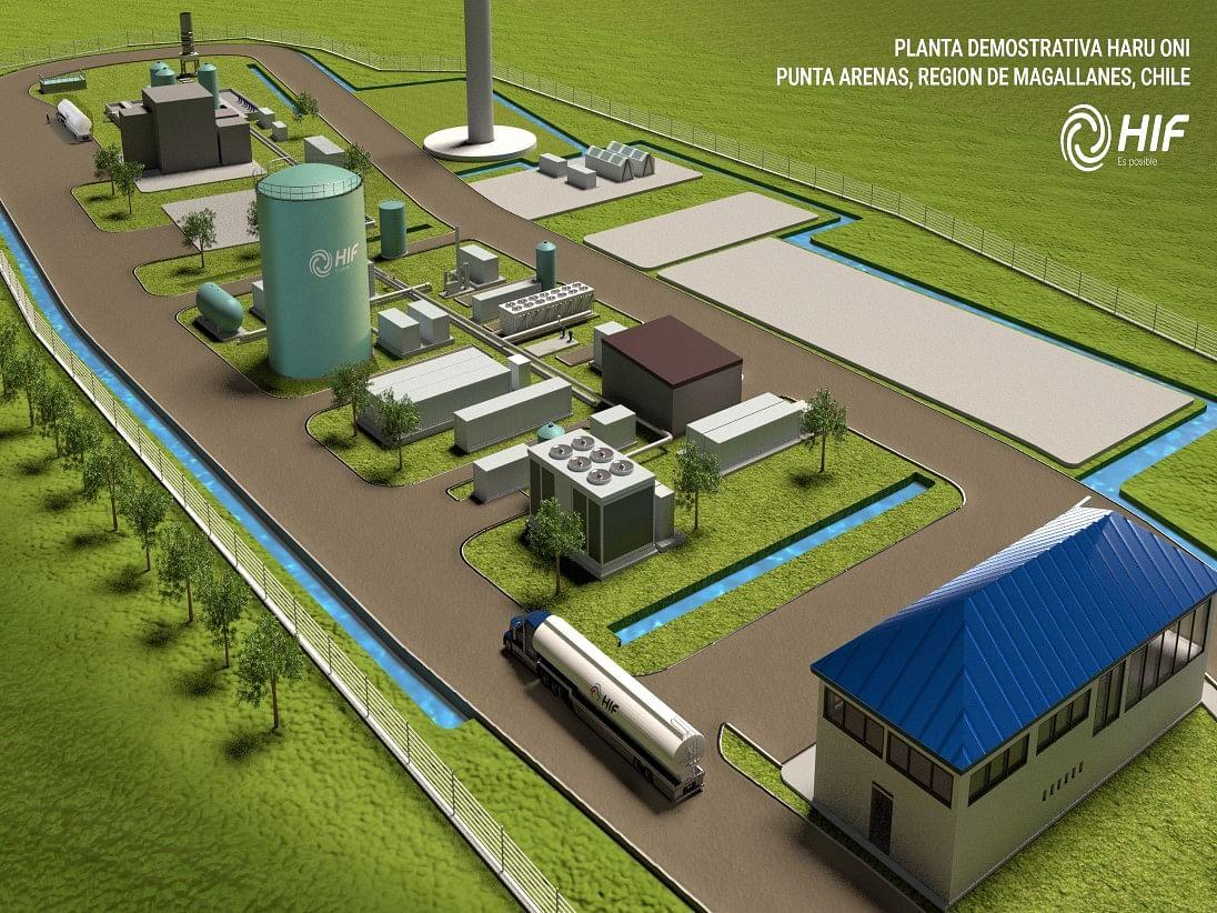 MAN to Supply Methanol Reactor for Porsche eFuels Pilot in Chile