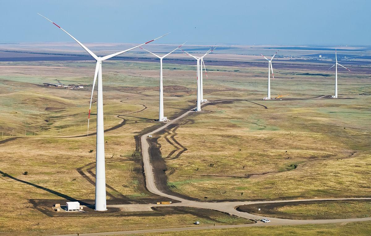 ROSATOM's Marchenkovskaya Wind Farm Starts Power Supplies