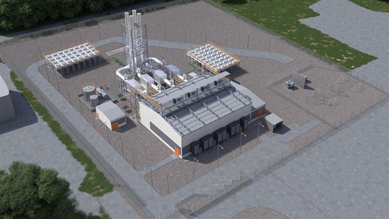 Metaenergia Orders 6 Natural Gas Power Plants from Wärtsilä