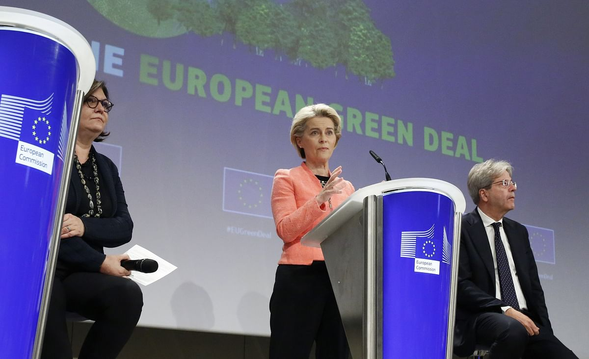 European Commission Adopts Green Deal for Climate Ambitions