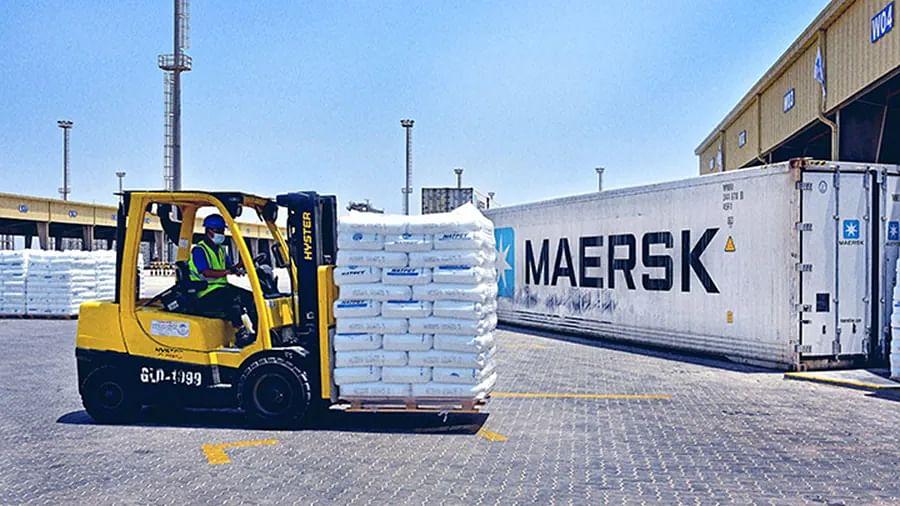 Maersk to Establish Petrochemical Hub at King Abdullah Port SA