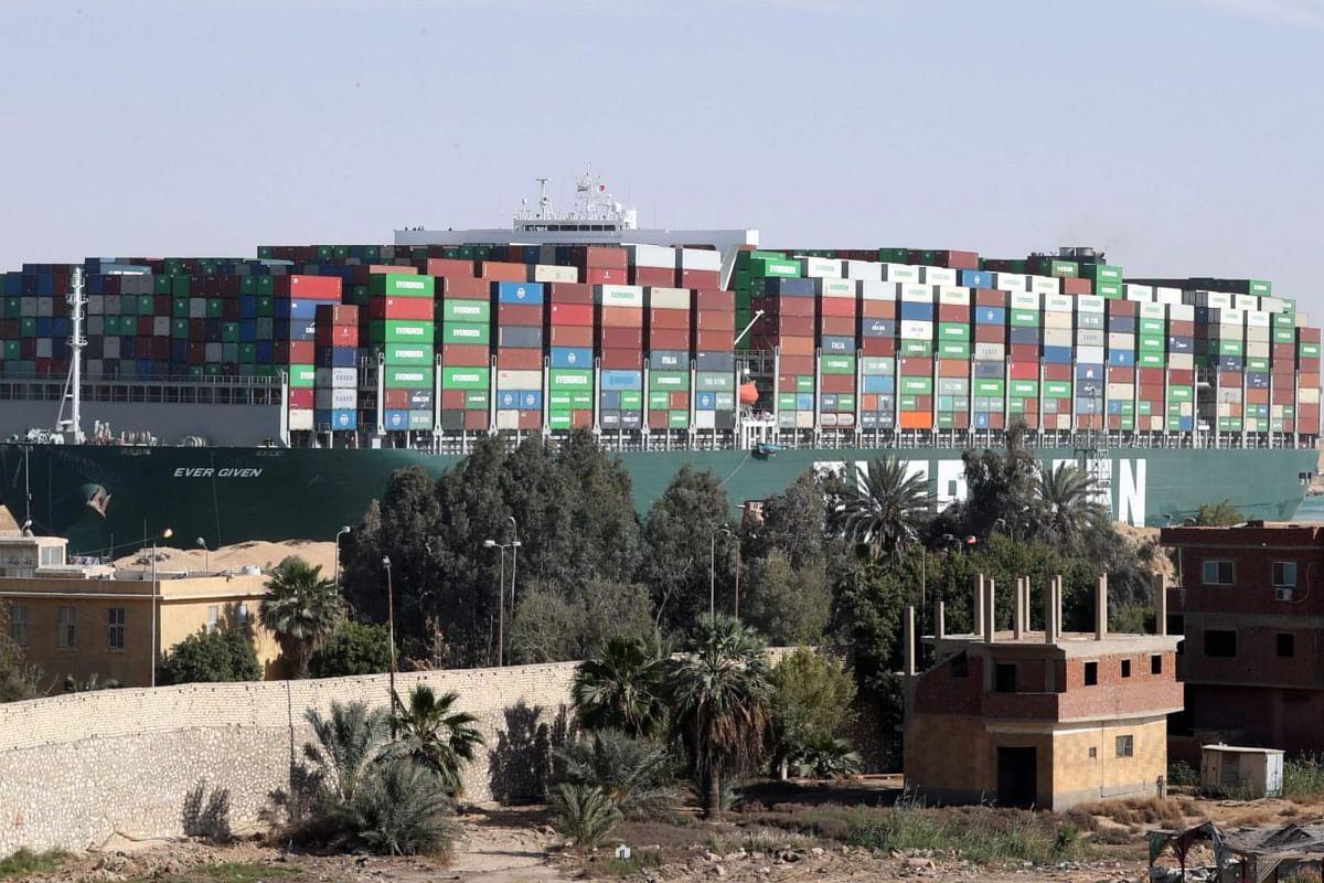 Ever Given Sets Sail after USD 550 Million Settlement Deal