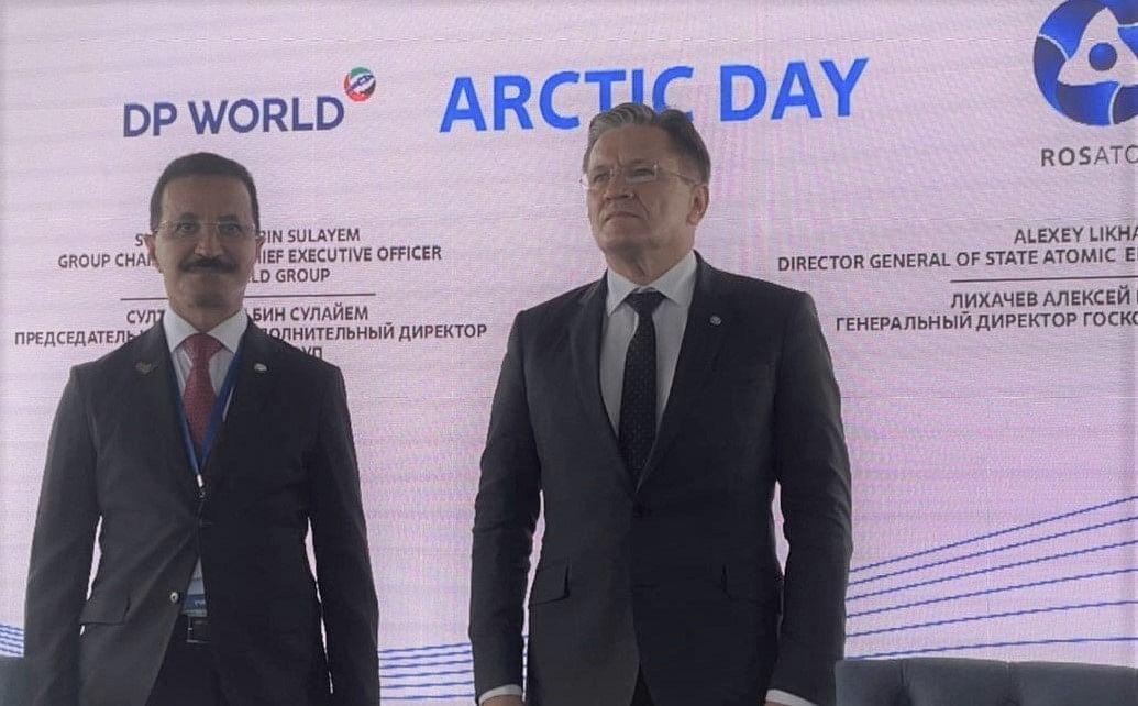 DP World &Rosatom Sign Agreement for Northern Transit Corridor