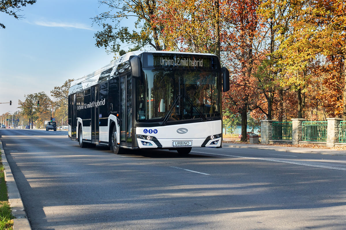 Solaris Signs Contract for 51 Buses with MPK Łódź
