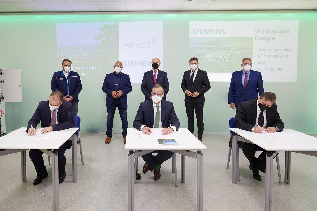 Siemens to Build Battery Storage Facilities in Wunsiedel inGermany