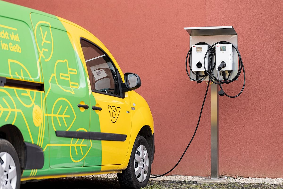 ABB to Supply EV Chargers for to Austria's Postal Service