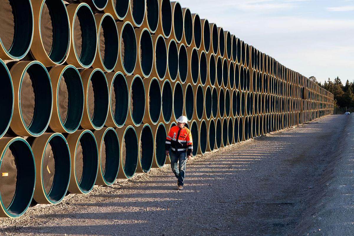 Severstal Delivers Large Diameter Pipe for Barcarena LNG in Brazil