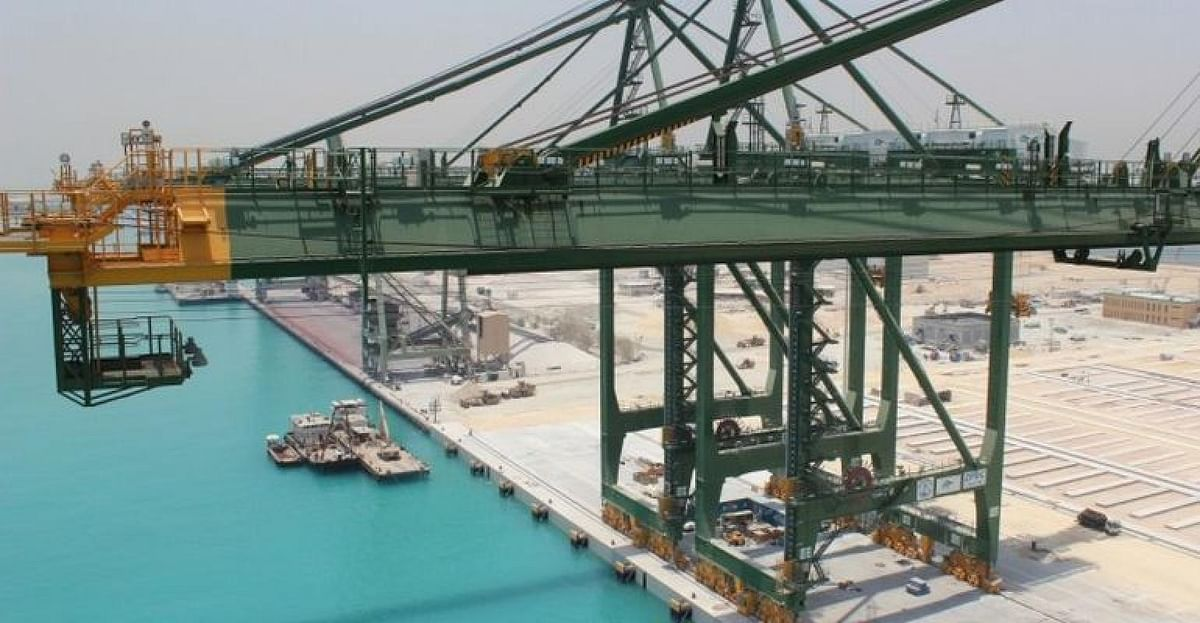 Saudi Global Ports Starts Upgrading of KPAD Container Terminals
