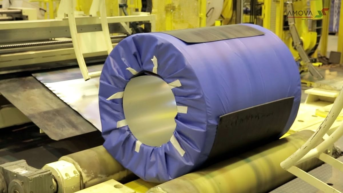 MMK Launches Modernized CR Mill 1700 at Magnitogorsk