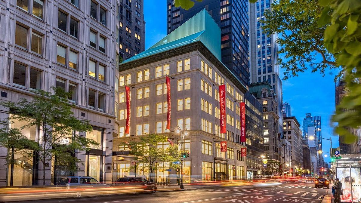 Mecanoo Designed New York Public Library Reopens in Manhattan