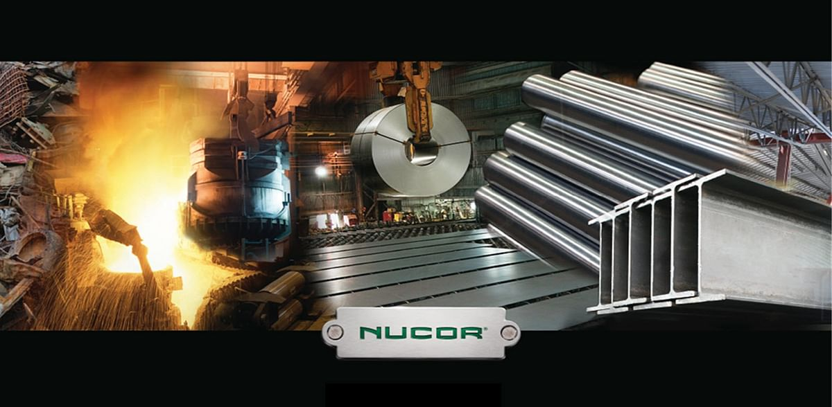 Nucor Reports Record Earnings for Second Quarter of 2021
